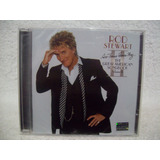 Cd Rod Stewart  As Time Goes By   the Great American  Vol  2
