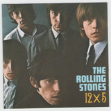 Cd Rolling Stones   12 X 5   Dsd   Remastered   Mick Jagger