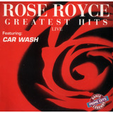 Cd Rose Royce Greatest Hits Live 1995 Usado