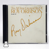 Cd Roy Orbison The All Time Greatest Hits Roy Orbison Vol 2