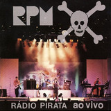 Cd Rpm   Radio Pirata Ao Vivo  911465