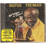 Cd Rufus Thomas   That Woman In Poison   Importado Lacrado