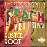 Cd Rusted Root Live At Peach Music Fest 2013