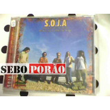 Cd S o j a Soja Soldiers Of Jah Army Peace In A Time Of War