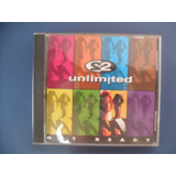 Cd S2 Unlimited Get Ready Sebo Refugio Cultural