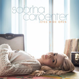 Cd Sabrina Carpenter Eyes Wide Open  import  Novo Lacrado