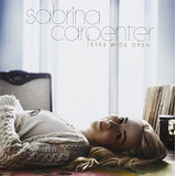 Cd Sabrina Carpenter Eyes Wide Open  Imp