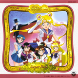 Cd Sailor Moon   Super Best   Trilha Sonora   Made In Japan