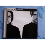 Cd Savage Garden   To The Moon & Back   1997