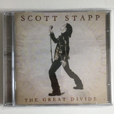 Cd Scott Stapp   Creed   The Great Divide   1ª Prens Raro