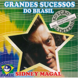 Cd Sdney Magal Grandes Sucessos Do Brasil