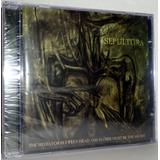 Cd Sepultura   The Mediator Between Head And Hands Must Be