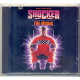 Cd Shocker The Music Trilha Sonora Do Filme Importado