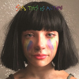 Cd Sia   This Is Acting   Deluxe 2016    Promocão