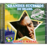 Cd Sidney Magal Sucessos Do Brasil Lacrado