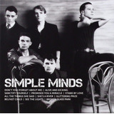 Cd Simple Minds   Icon   Grandes Sucessos  989795
