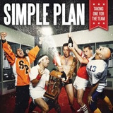 Cd Simple Plan   Taking One For The Team