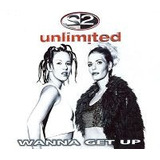Cd Single   2 Unlimited   Wanna Get Up  4 X