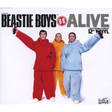 Cd Single Beastie Boys Alive  importado