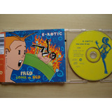 Cd Single E rotic   Fred Come To Bed   1995
