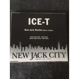 Cd Single Ice   T New Jack Hustler   Nino s Theme  Germany