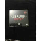 Cd Single Jbalvin Ginza Incluindo Remix Com Anitta