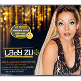 Cd Single Lady Zu 3 Faixas   Lacrado