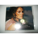 Cd Single Nacional Jennifer Lopez ain t It Funny rmix Ft j r