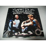 Cd Single Promo Safri Duo Ft Michael Mcdonald  Sweet Freedom