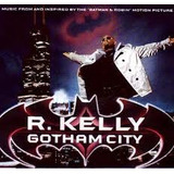 Cd Single R  Kelly Gotham City