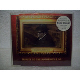Cd Single Tribute To The Notorious B i g   Puff Daddy
