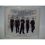 Cd Single Westlife  Flying Without Wings  Importado