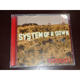Cd Sistem Of A Down Toxicity Lacrado