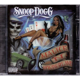 Cd Snoop Dogg   Malice N Wonderland   Novo
