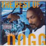 Cd Snoop Dogg   The Best Of   Novo