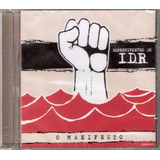 Cd Sobreviventes Do Idr  O Manifesto