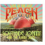 Cd Southside Johnny Live At Peach Music Festival 2012