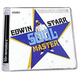 Cd Starr,edwin Soul Master: Expanded Edition