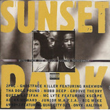 Cd Sunset Park   Trilha Sonora   2pac   Queen Latifah