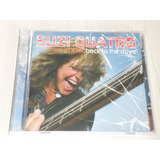 Cd Suzi Quatro   Back To The Drive 2005  alemão