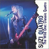 Cd Suzi Quatro   The Wild One Classic  novo lacrado