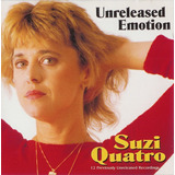Cd Suzi Quatro   Unreleased Emotion