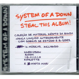 Cd System Of A Down   Steal This Album     Novo