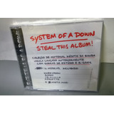 Cd System Of A Down   Steal This Album    Lacrado