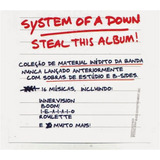 Cd System Of A Down   Steal This Album   930444