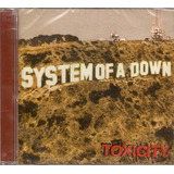 Cd System Of A Down   Toxicity   Novo