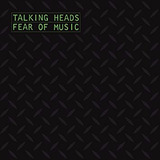 Cd Talking Heads Fear Of Music Importado Ótimo Estado