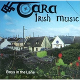 Cd Tara Boys In The Lane Irish Music  importado