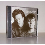Cd Tears For Fears Songs From The Big Chair Imp  1� Ed  1985