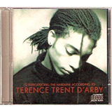 Cd Terence Trent D arby   Introducing The Hardline
